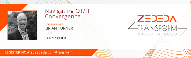 Navigating OT/IT convergence